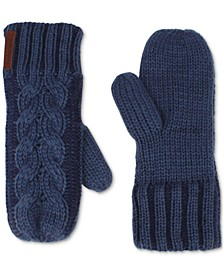 Braided Cable Mittens