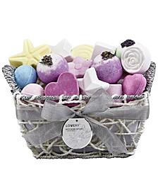 Bath Bomb Body Care 18 Piece Gift Set