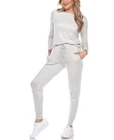 Women's 2pc Loungewear Set