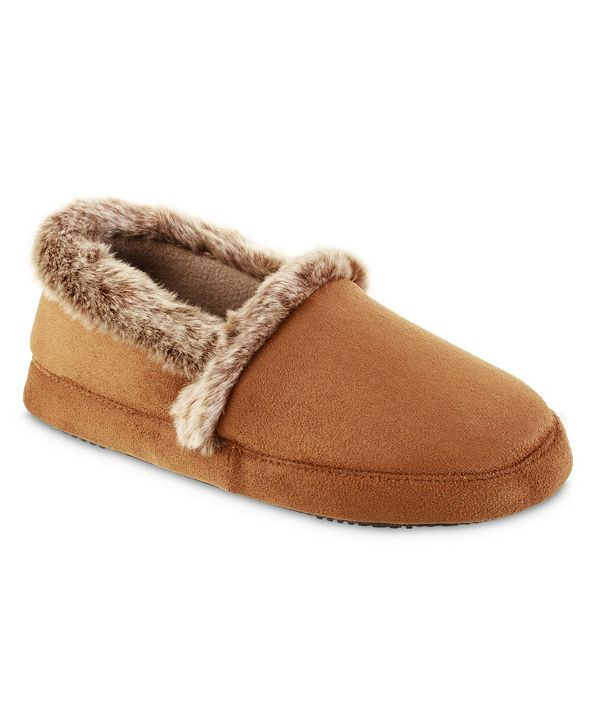 Isotoner Signature Women's A-Line Eco Comfort Slippers