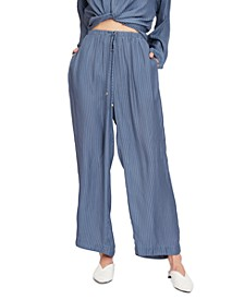 Tenley Striped Pants