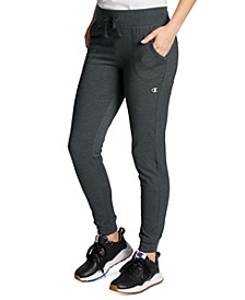 Women's Cotton Jersey Joggers