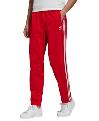 Red Adidas Track Pants: Shop Adidas