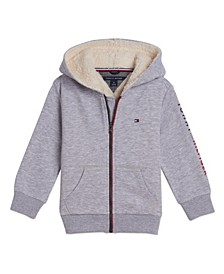 Toddler Boys Ivan Full Zip Hoodie
