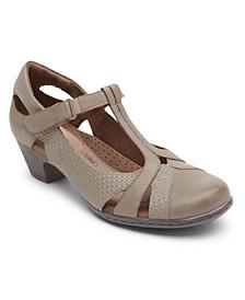 Women's Brynn T Strap Sandal