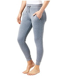 Women's Slim Fit Heavy Weight Fleece Lined Joggers