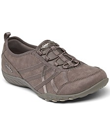 Women's Relaxed Fit - Breathe-Easy - Days End Walking Sneakers from Finish Line