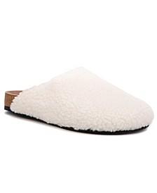 Women's Plush Furry Slide Slippers