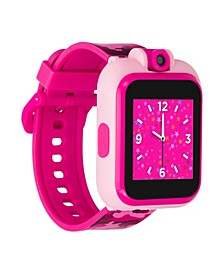 Kid's Playzoom 2 Pink Camouflage Tpu Strap Smart Watch 41mm