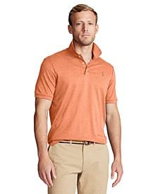Men's Classic-Fit Soft Cotton Polo Shirt
