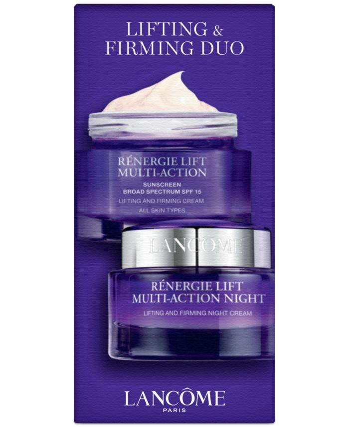 Lancôme 2-Pc. Rénergie Lift Multi-Action Lifting & Firming Set & Reviews - Beauty Gift Sets - Beauty - Macy's