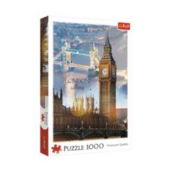 Jigsaw Puzzle London at Dawn, 1000 Piece