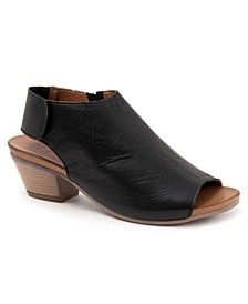 Women's Lotus Booties