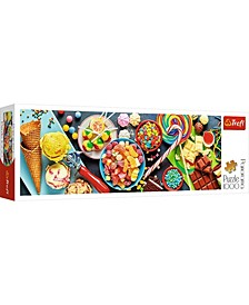 Panorama Jigsaw Puzzle Sweet Delights, 1000 Piece