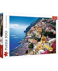Jigsaw Puzzle Positano Italy, 500 Piece
