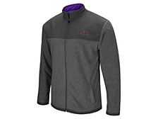Men's LSU Tigers 2018 Full-Zip Fleece Jacket