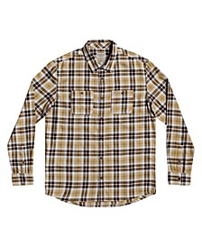 Men's Twisted Tubes Flannel Shirt