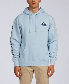 Men's QS Logo Pullover Hoodie