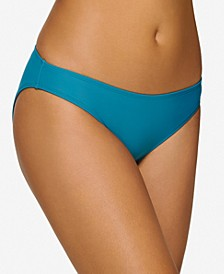 Juniors' Solid Bikini Bottoms, Created for Macy's