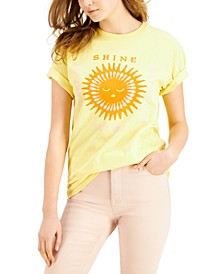 Cotton Shine Bright Graphic T-Shirt