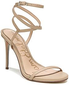 Women's Sofia Strappy Two-Piece Dress Sandals
