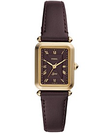 Women's Lyric Gold-Tone Mesh Bracelet Watch 28mm