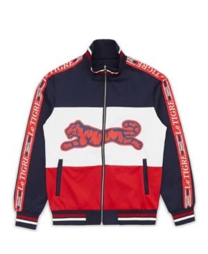 Men's New Tri Color Track Jacket