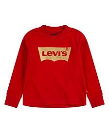 Toddler Boys Long Sleeve T-Shirt