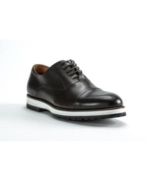 Men's Handmade Hybrid Cap Toe Shoes Men's Shoes