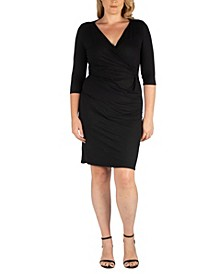 Women's Plus Size Dress