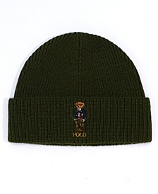 Men's Cold Weather Bear Cuff Hat
