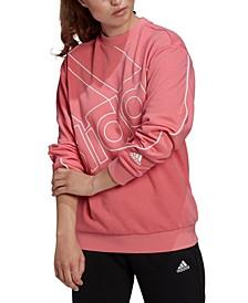 Big-Logo Sweatshirt