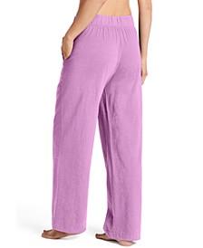 Women's Cotton Pajama Pants