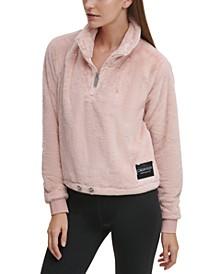 Fleece Pullover Top