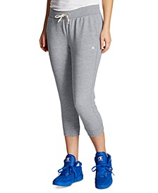 Women's French Terry Capri Joggers