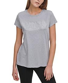 Logo-Embellished Crewneck T-Shirt