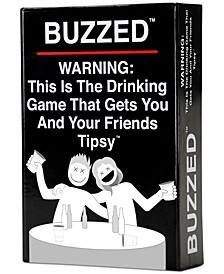 Buzzed Adult Drinking Game