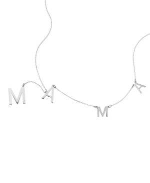 Mama Lariat Necklace
