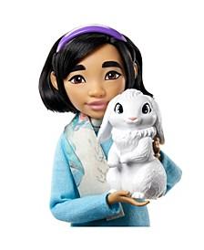 Fei Fei & Bungee Doll
