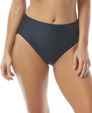Contours High-Waist Bikini Bottom Women's Swimsuit