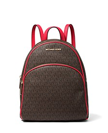 Abbey Medium Signature Backpack