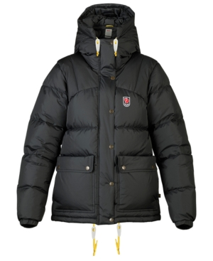 Fjall Raven EXPEDITION HOODED DOWN COAT