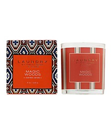 Magic Woods Scented Candle, 8 Oz