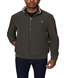 Men's Stretch Bomber Jacket