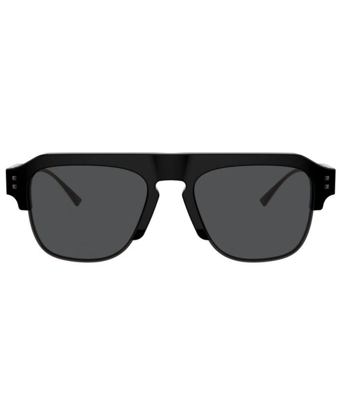Valentino Sunglasses, VA4085 54 & Reviews - Sunglasses by Sunglass Hut - Men - Macy's