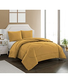 America Lilo 3 Piece Comforter Set, Full/Queen