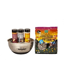 Cookout Inspired Popcorn Set, 5 Pieces