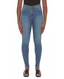 Women's High-Rise Skinny Jeans