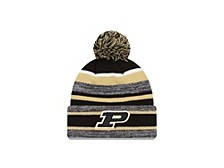 Purdue Boilermakers Striped Marled Knit Hat