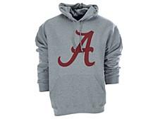 Alabama Crimson Tide Men's Big Logo Screen print Hooded Sweatshirt